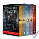 A Song of Ice and Fire Boxed Set