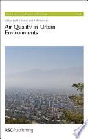 Air Quality In Urban Environments