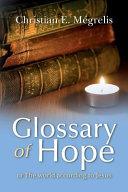 Glossary of Hope