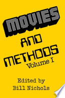 Movies and Methods Book