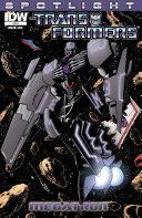 Transformers: Spotlight - Megatron Pdf/ePub eBook