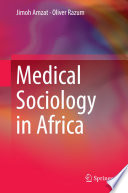 Medical Sociology In Africa PDF