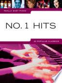Really Easy Piano  No 1 Hits Book PDF