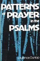 Patterns of Prayer in the Psalms ebook