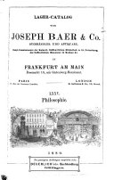 Bibliography of philosophy