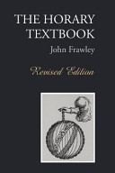 The Horary Textbook - Revised Edition