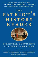 The Patriot s History Reader Book