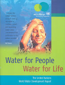 Water for People  Water for Life Book