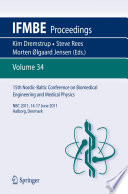15th Nordic Baltic Conference On Biomedical Engineering And Medical Physics Book PDF