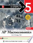 5 Steps to a 5  AP Macroeconomics 2021