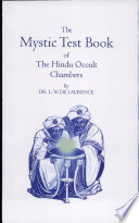 The Mystic Test Book of the Hindu Occult Chambers