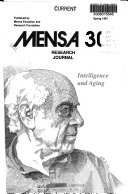 Mensa Research Journal