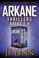 ARKANE Thrillers Books 7-9 ebook