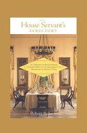 The House Servant's Directory [Pdf/ePub] eBook