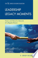 Leadership Legacy Moments