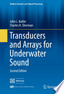 Transducers And Arrays For Underwater Sound Book PDF
