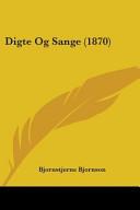 Digte Og Sange (1870)