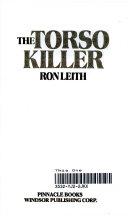 The Torso Killer Book