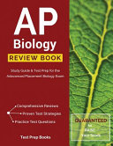 AP Biology Review Book Book