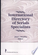 International Directory Of Serials Specialists