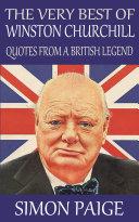 The Very Best of Winston Churchill