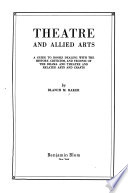 Theatre and Allied Arts