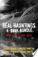 Real Hauntings 4 Book Bundle