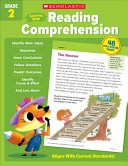 Scholastic Success with Reading Comprehension Grade 2