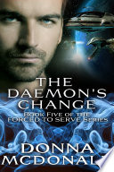 The Daemon's Change (Science Fiction Romance, Fantasy, Space Opera)