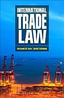 Cover of Fundamentals of International Trade Law