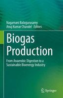 Biogas Production Book