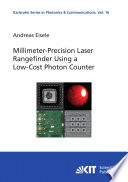 Millimeter Precision Laser Rangefinder Using a Low Cost Photon Counter Book