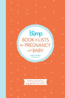 The Bump Book of Lists for Pregnancy and Baby Pdf/ePub eBook