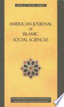 American Journal of Islamic Social Sciences 17 3