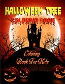 Halloween Tree Coloring Book