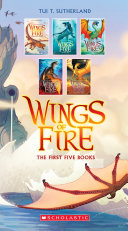 The First Five Books (Wings of Fire) Pdf/ePub eBook