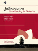Justin Guitar: Note Reading For Guitarists