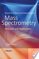 Mass Spectrometry Book PDF
