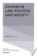 Studies in Law  Politics  and Society