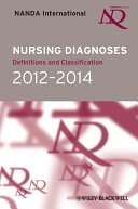 Nursing Diagnoses 2012-14