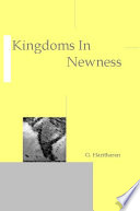 Kingdoms in Newness Book