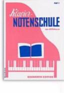 Klavier-Notenschule