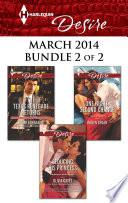 Harlequin Desire March 2014 Bundle 2 Of 2