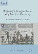 Mapping Ethnography in Early Modern Germany Pdf/ePub eBook