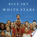 Blue Sky White Stars Sarvinder Naberhaus Cover