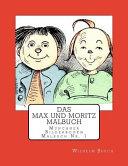 Das Max Und Moritz Malbuch