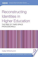 Reconstructing Identities in Higher Education