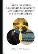 Higher Education  Community Engagement and Entrepreneurship in Southern Africa