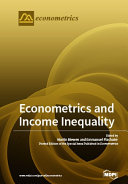 Econometrics and Income Inequality