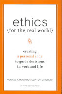 Ethics for the Real World